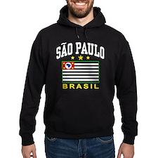 Sao Paulo Brazil (State) Hoodie