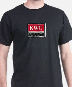 Keller Williams University Black T-Shirt