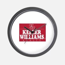 Keller Williams Realty Wall Clock