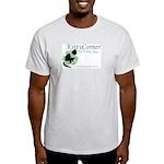 Kitty Corner Ash Grey Light T-Shirt