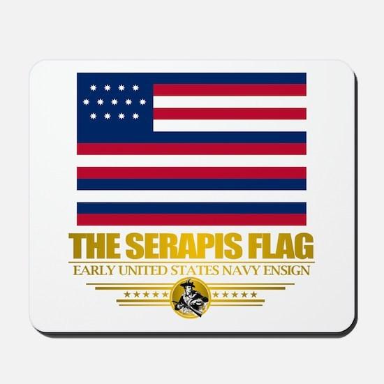 """Serapis Flag"" Mousepad"