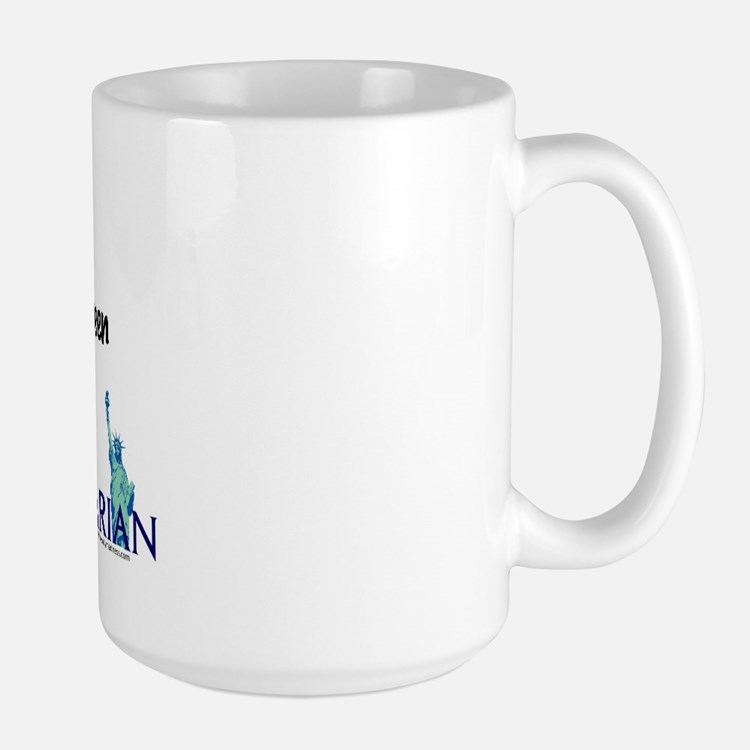 I'm A Moderate Large Mug