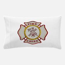 Fire Chief Maltese Pillow Case