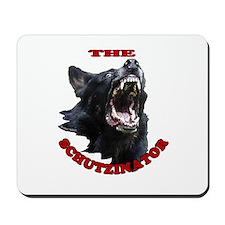 Schutzhund Mousepad