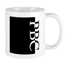 PBC Typography Mug