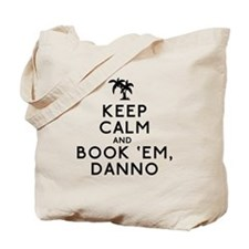 Book 'Em, Danno (light) Tote Bag