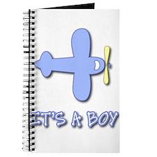 Its a Boy - Baby Boy - Blue A Journal