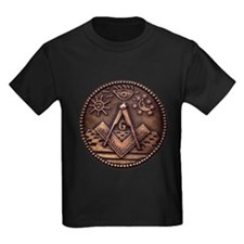 Bronze Freemasonry T