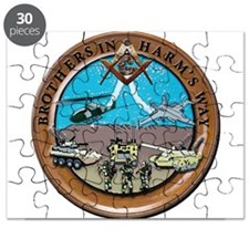 Brothers In Harm's Way Puzzle