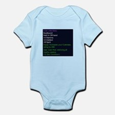 Cute Little Baby Epic Item Onesie