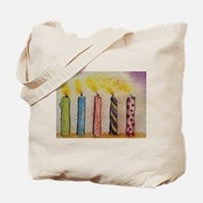 Make A Wish - Doodle Tote Bag
