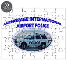 Anchorage Airport Police Puzzle