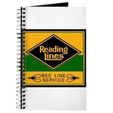 Reading Bee Lines Journal