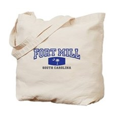 Fort Mill South Carolina, Palmetto State Flag Tote
