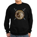Shield and Sword Sweatshirt (dark)