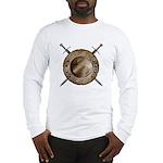 Shield and Sword Long Sleeve T-Shirt
