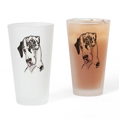 NH Shy Drinking Glass