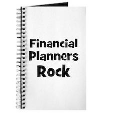 FINANCIAL PLANNERS Rock Journal