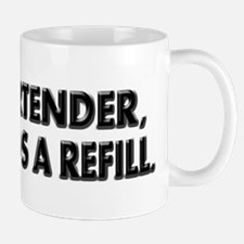 Bartender Mugs