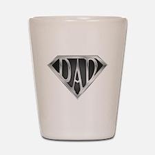 SuperDad - Metal Shot Glass