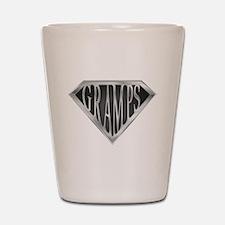 SuperGramps(metal) Shot Glass