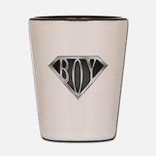 SuperBoy(Metal) Shot Glass
