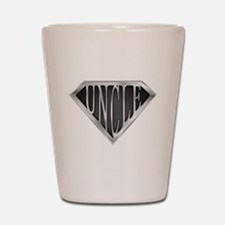 SuperUncle(metal) Shot Glass