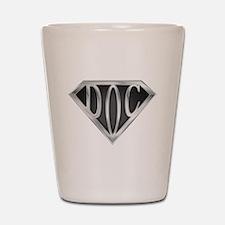 SuperDoc(metal) Shot Glass