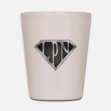 SuperLPN(metal) Shot Glass