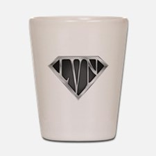 SuperLVN(metal) Shot Glass