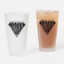 SuperOBGYN(metal) Drinking Glass