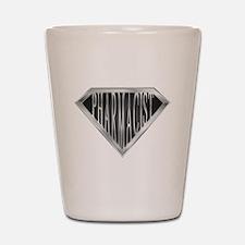 SuperPharmacist(metal) Shot Glass
