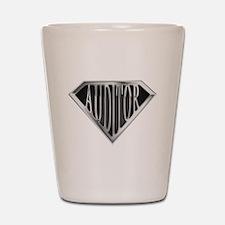 SuperAuditor(metal) Shot Glass