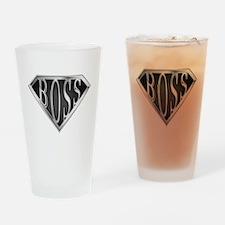 SuperBoss(metal) Drinking Glass