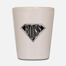 SuperBoss(metal) Shot Glass
