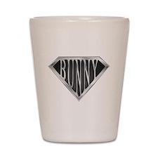 SuperBunny(metal) Shot Glass