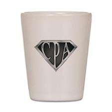 Super CPA - Metal Shot Glass