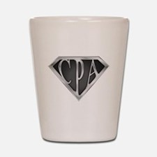 Super CPA - Metal Shot Glass