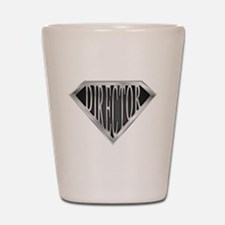 SuperDirector(metal) Shot Glass