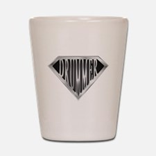 SuperDrummer(metal) Shot Glass