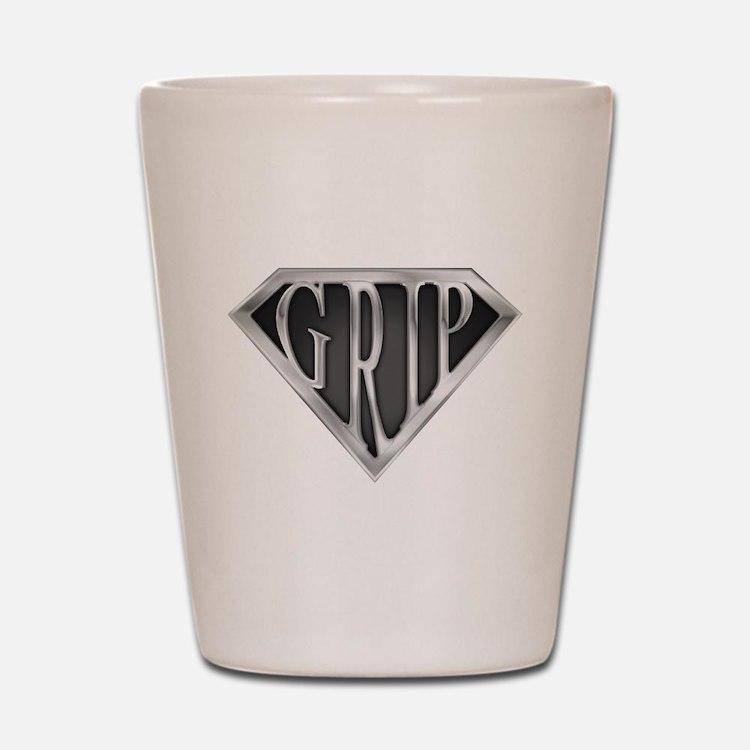 SuperGrip(metal) Shot Glass