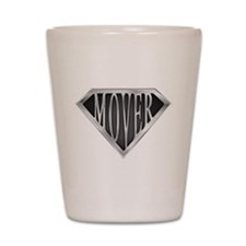 SuperMover(metal) Shot Glass