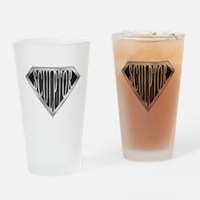 SuperSculptor(metal) Drinking Glass