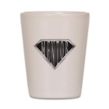 SuperMentor(metal) Shot Glass
