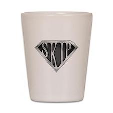 SuperSkip(metal) Shot Glass