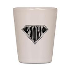 Super Second(metal) Shot Glass