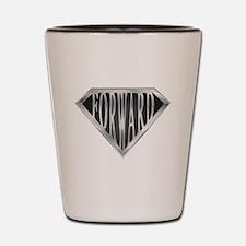 SuperForward(metal) Shot Glass