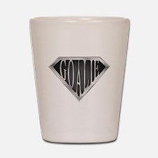 SuperGoalie(metal) Shot Glass