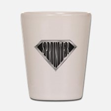 SuperSprinter(metal) Shot Glass