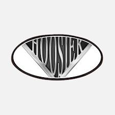 SuperHoosier(metal) Patches